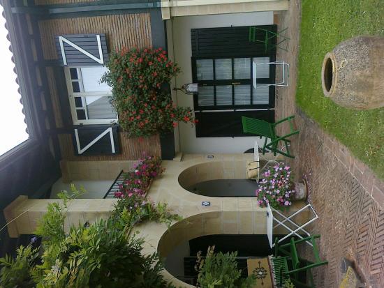 Hotel Ibarra: Habitación