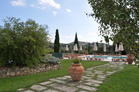 La Limonaia di Villa Acquaviva : Pool for Villa Residents