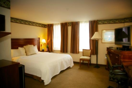 Abraham Lincoln Hotel: Classic King Room