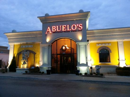 Abuelo S Front Entrance