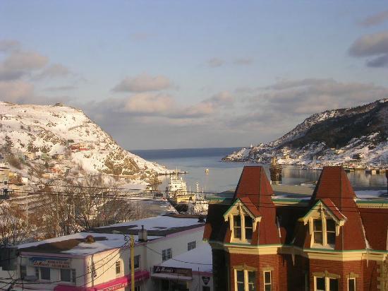 Sheraton Hotel Newfoundland: Hotel