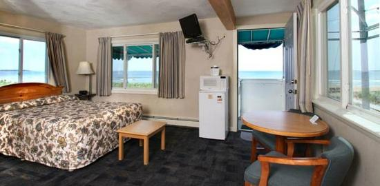 Sea Cliff House Motel: Jacuzzi Room with Ocean Views
