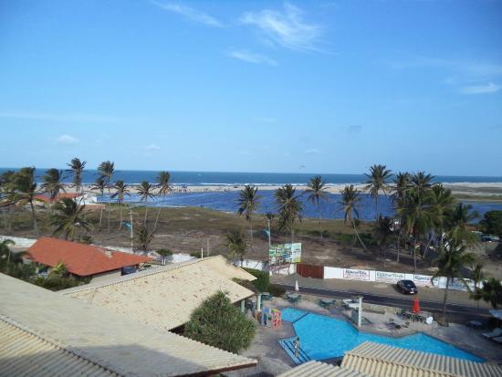 Laguna Blu Hotel: Vista da sacada