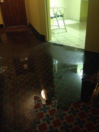 I-Drive Grand Resort & Suites: после первого спуска начался потоп