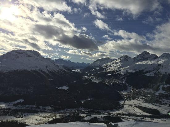 St. Moritz, Schweiz: Oberengadin