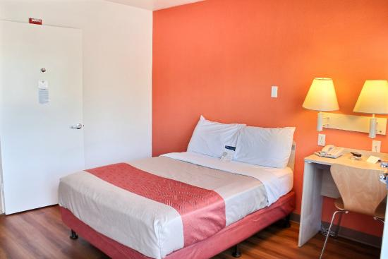 Motel 6 Atascadero: Guest Room