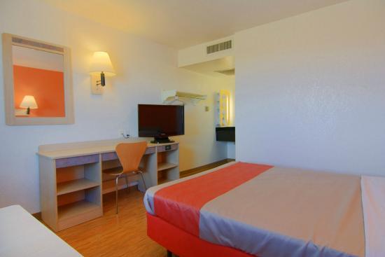Motel 6 Rapid City: Guest Room