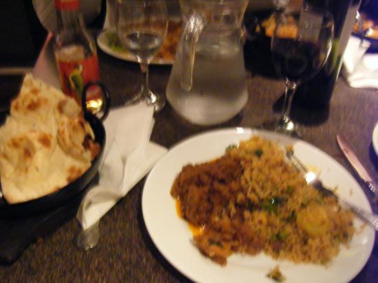 Akbar's: meat feast