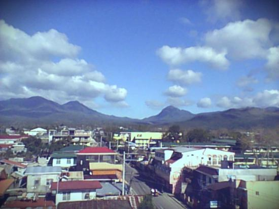 D'Mei Residence Inn: View from the roof of D'Mei