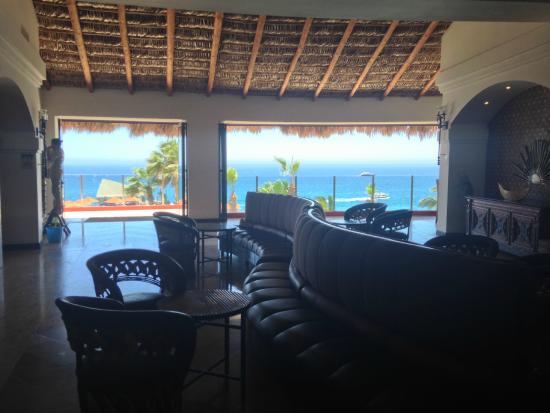 Welk Resorts Sirena Del Mar: View from the office area