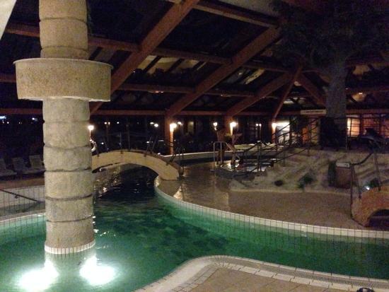 Bohinj ECO Hotel: Parco acquatico