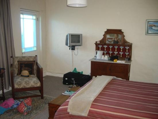 Guinea Fowl Lodge: Room