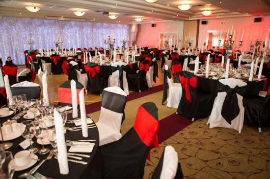 "Claregalway Hotel : ""Great Wedding Hotel"""