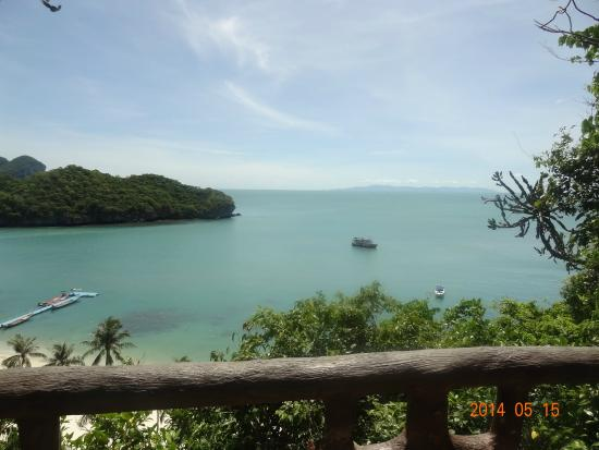 Wua Talep - Way to 200m view (2) - Picture of Ko Wua Talap Island, Ang Thong ...