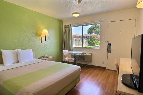 Motel 6 Austin North: Guest Room