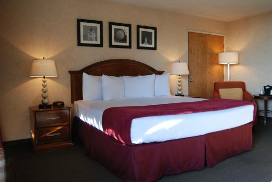 Inn at the Convention Center: King Room