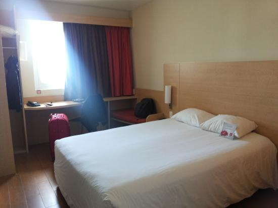 Hotel Ibis Merida: room