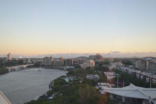 Wheel of Brisbane : Asombrosa vista