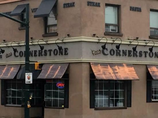 Cornerstone Tap & Grill: The heart of downtown Caledonia, Ontario