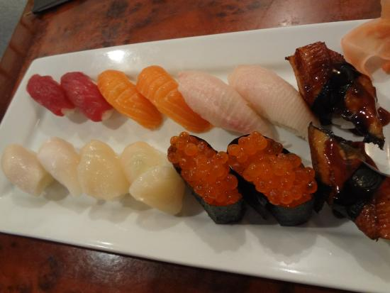 Webster, État de New York : Nigiri Sushi