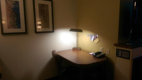 Hyatt Place Salt Lake City - Downtown: Desk