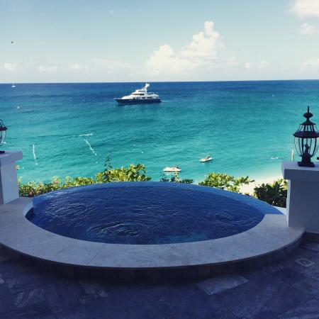 Belmond La Samanna: Do I really need to caption this...who wouldn't love this view!?