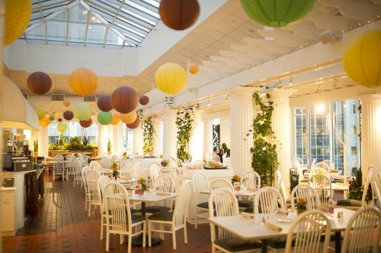 The Garden Restaurant