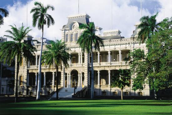 Honolulu, HI: Iolani Palace