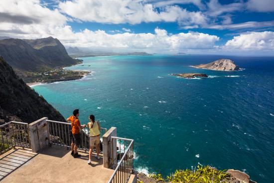 Honolulu, HI: Makapuu Lighthouse Trail