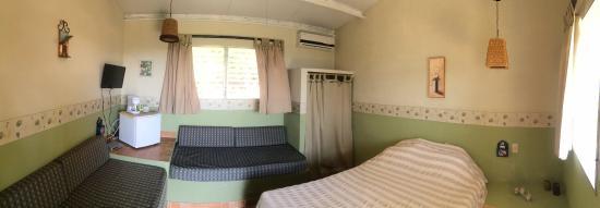 Hostal Los Trinos : Habitación