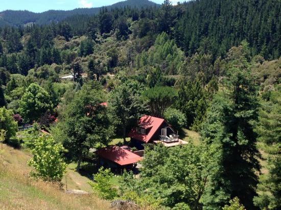 Retiro Park Lodge : The Barn