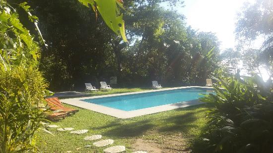 Hotel Luz de Mono: Piscina