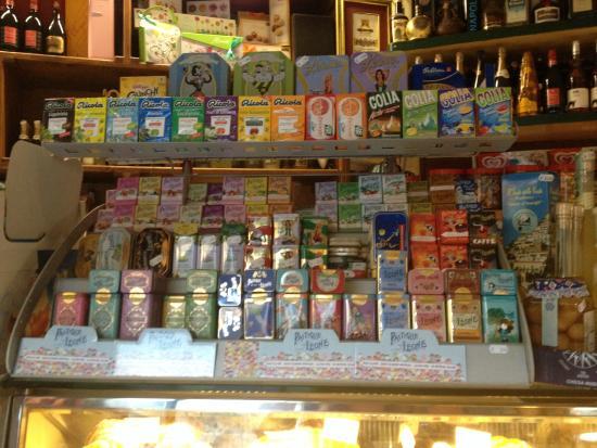Bar Internazionale: pastiglie