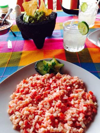 Restaurante de Mariscos Lety's : Lobster Salad
