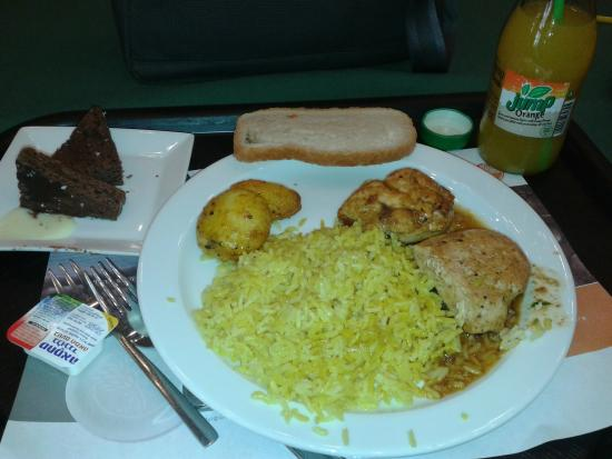 Hotel Ramat Rachel Restaurant: comida ruim