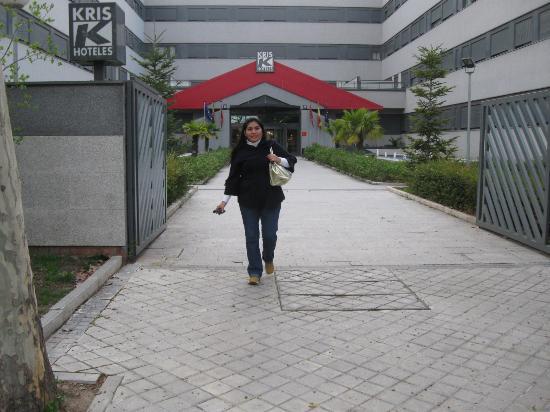 Suites Kris Aeropuerto: Saliendo a pasear al Centro