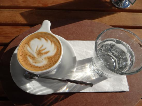 Olive & Thyme: Beautiful coffee handcrafted by Kim