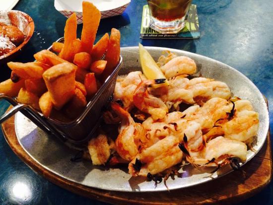 Florida S Seafood Bar Grill Cocoa Beach Menu Prices