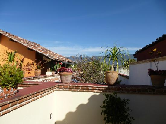 Hotel Posada El Zaguán: Roof terrace