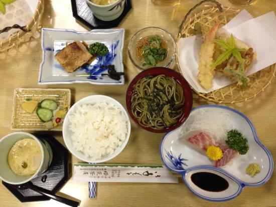 Tomijaya: おもてなしのお料理