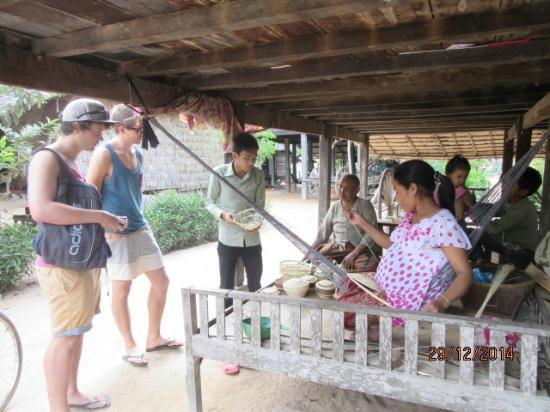 Community Tours Cambodia