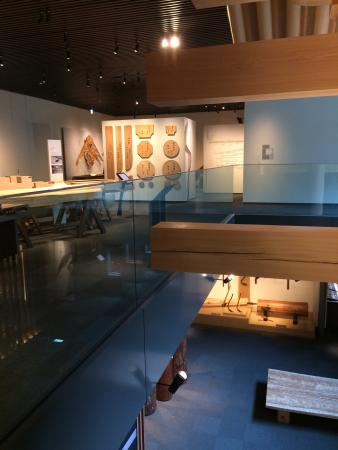 Takenaka Carpentry Tools Museum: The use of natural light in this building makes it a pride for the eye