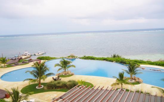 Pristine Bay Resort: Beach Club