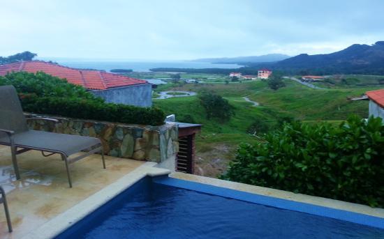 Pristine Bay Resort: View from Villa