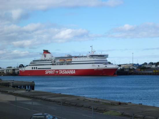 Spirit of Tasmania : So much ship to explore