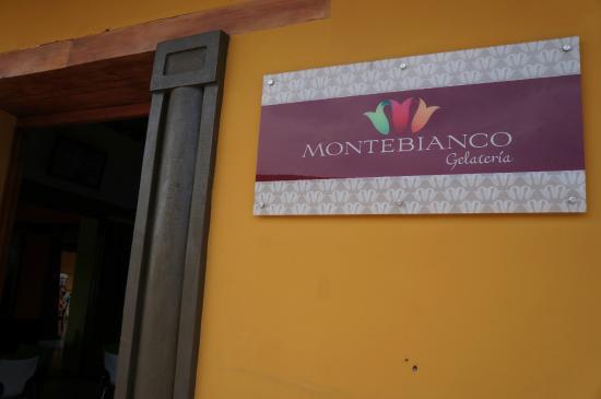 Montebianco: The front