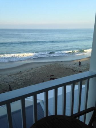 Pacific Edge Hotel on Laguna Beach: View from the Pacific Edge Suite