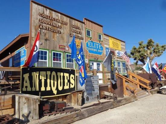 Goldfield, NV: Elite Trading Post