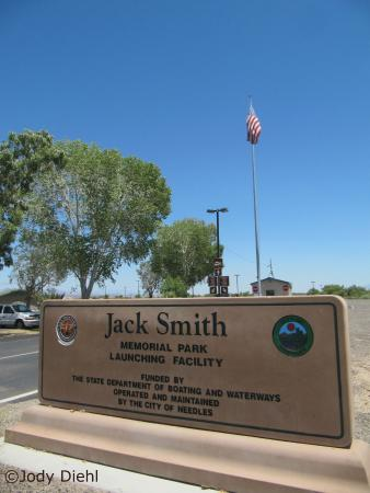Needles, CA: Jack Smith