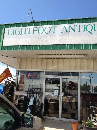 Lightfoot Antique Mall & Country General Store